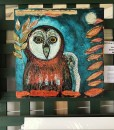 BACHing Owl in the 1914 Key of See.karin luciano8