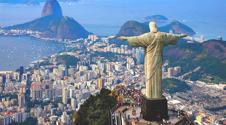christ the redemeemer