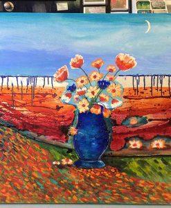 Monet's Moon.karin luciano